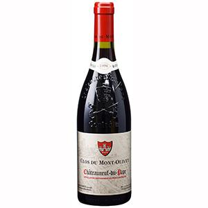 【6本~送料無料】シャトーヌフ デュ パプ 1998 クロ デュ モン オリヴェ 750ml [赤]Chateauneuf Du Pape Clos Du Mont-Olivet