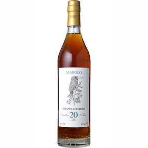 【送料無料】グラッパ ディ バローロ20年 NV マローロ 700ml [甘口グラッパ]Grappa Di Barolo 20 Anni Distilleria Marolo