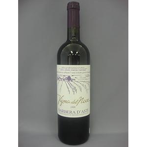 【6本~送料無料】バルベーラ ダスティ ヴィーニャ デル ノーチェ(ボッテ ディ カスターニョ) 栗樽7年熟成 1999 トリンケーロ 750ml [赤]Barbera d'Asti Vigna Del Noce (Botte Di Castagno) Trinchero