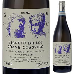 【6本~送料無料】ヴィニェート デュ ロト ソアーヴェ クラシコ 2016 イナマ 750ml [白]Vigneto Du Lot Soave Classico Inama [ソアヴェ][クラッシコ]