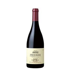 【6本~送料無料】グロリア エステート 「輝」 ロシアン リヴァー ヴァレー 2014 フリーマン ヴィンヤード&ワイナリー 750ml [赤]Gloria Estate Pinot Noir Russian River Valley Freeman Vineyard & Winery