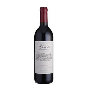【6本~送料無料】カベルネ ソーヴィニョン エステート グロウン ナパ ヴァレー 2016 シルヴァラード ヴィンヤーズ 750ml [赤]Cabernet Sauvignon Estate Grown Napa Valley Silverado Vineyards