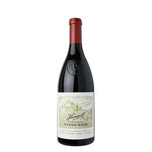 【6本~送料無料】ピノ ノワール ソノマ ヴァレー 2012 ハンゼル ヴィンヤーズ 750ml [赤]Pinot Noir Sonoma Valley Hanzell Vineyards