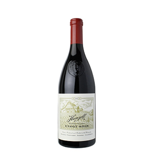 【6本~送料無料】ピノ ノワール ソノマ ヴァレー 2013 ハンゼル ヴィンヤーズ 750ml [赤]Pinot Noir Sonoma Valley Hanzell Vineyards