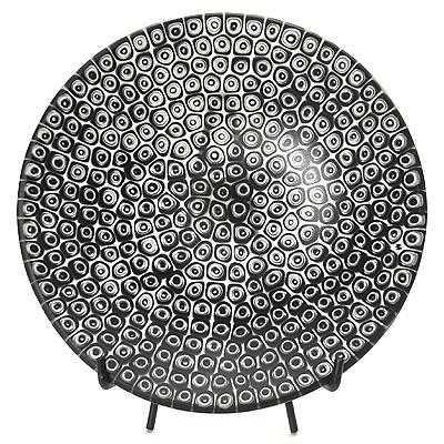 【送料無料】ヴェネチアングラス プレート[ciotola 13-64][ 直径]約13.8cm  エルコレ・モレッティ【北海道・沖縄・離島は追加送料がかかります】