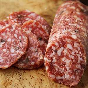 宅送 トリュフサラミ ランキング総合1位 約200g ヴィラーニ 冷蔵食品のみ同梱可 冷蔵食品