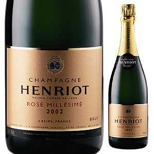 【6本~送料無料】[ギフトボックス入り]ブラン ド ブラン NV シャンパーニュ アンリオ 1500ml [発泡白] [マグナム・大容量]Blanc De Blancs Champagne Henriot