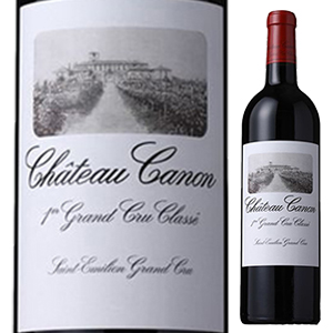 【6本~送料無料】シャトー カノン 2006 750ml [赤]Chateau Canon
