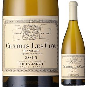 【6本~送料無料】シャブリ グラン クリュ レ クロ 2015 ルイ ジャド 750ml [白]Chablis Grand Cru Les Clos Louis Jadot