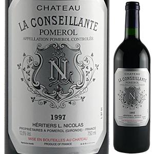 【6本~送料無料】シャトー ラ コンセイヤント 2013 750ml [赤]Chateau La Conseillante