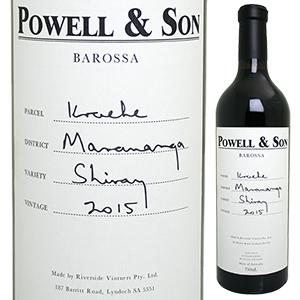 クレー マラナンガ シラーズ 2016 パウエル&サン 750ml [赤]Kraehe Marananga Shiraz Powell & Son
