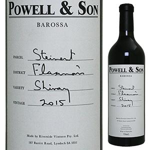 【送料無料】シュタイナート フレックスマンズ シラーズ 2015 パウエル&サン 750ml [赤]Steinert Flaxman's Shiraz Powell & Son