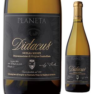【6本~送料無料】[木箱入り]ディダクス 2015 プラネタ 750ml [白]Didacus Planeta