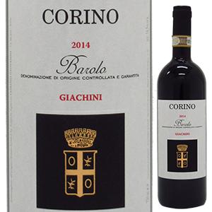 【6本~送料無料】バローロ ヴィーニャ ジャッキーニ 2015 コリーノ 750ml [赤]Barolo Vigna Giachini Corino