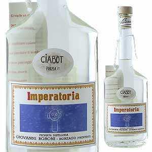 【送料無料】ディスティッラート ディ インペラトーリア NV ジョヴァンニ ボローニ 500ml [蒸留酒]Distillato Di Imperatoria Giovanni Boroni [自然派]