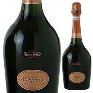 【送料無料】シャンパーニュ アレクサンドラ ブリュット ロゼ 1998 ローラン ペリエ 1500ml [発泡ロゼ] [マグナム・大容量]Champagne Alexandra Brut Rose Laurent-Perrier