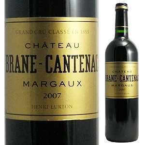 【6本~送料無料】シャトー ブラーヌ カントナック 2017 750ml [赤]Chateau Brane-Cantenac