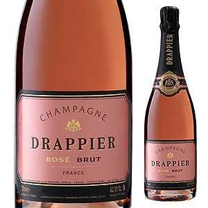 【6本~送料無料】ロゼ ブリュット NV ドラピエ 750ml [発泡ロゼ]Rose Brut Drappier