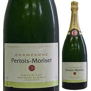 【6本~送料無料】シャンパーニュ ブリュット ブラン ド ブラン グラン クリュ NV ペルトワ モリゼ 1500ml [発泡白] [マグナム・大容量]Champagne Brut Blanc De Blancs Grand Cru Pertois Moriset