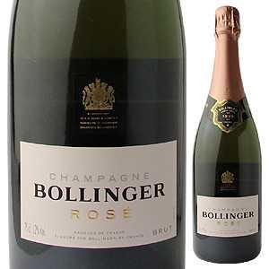 【6本~送料無料】シャンパーニュ ボランジェ ロゼ NV 750ml [発泡ロゼ]Champagne Bollinger Rose