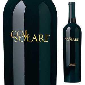 【6本~送料無料】コル ソラーレ 2012 750ml [赤]Col Solare