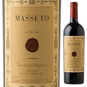 【送料無料】マッセート 2014 オルネッライア 750ml [赤]Masseto Ornellaia [オルネライア][マッセト]