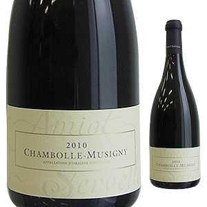【6本~送料無料】シャンボール ミュジニー 2013 ドメーヌ アミオ セルヴェル 750ml [赤]Chambolle-Musigny Domaine Amiot Servelle