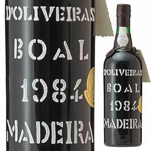 【送料無料】マデイラ ブアル 1984 ペレイラ ドリヴェイラ 750ml [マデイラワイン]Madeira Boal Pereira D'oliveira
