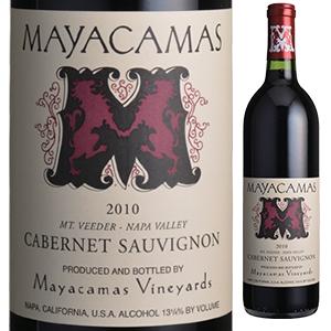 【送料無料】カベルネ ソーヴィニヨン マウント ヴィーダー ナパ ヴァレー 2013 マヤカマス ヴィンヤーズ 750ml [赤]Vineyards Cabernet Sauvignon Mt. Veeder Napa Valley Mayacamas