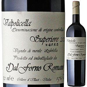【6本~送料無料】ヴァルポリチェッラ スペリオーレ モンテ ロドレッタ 2004 ダル フォルノ ロマーノ 750ml [赤]Valpolicella Superiore Monte Lodoletta Azienda Agricola Dal Forno Romano
