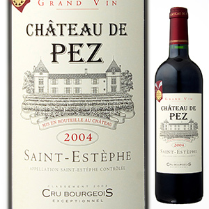 【6本~送料無料】シャトー ド ペズ 2011 1500ml [赤] [マグナム・大容量]Chateau De Pez