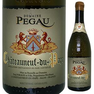 【送料無料】シャトーヌフ デュ パプ ブラン キュベ ア テンポ 2015 ドメーヌ デュ ペゴー 750ml [白]Chateauneuf Du Pape Blanc Cuvee A Tempo Domeine Du Pegau