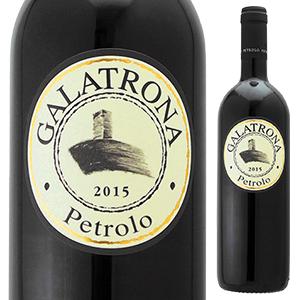 【6本~送料無料】ガラトローナ 2015 ペトローロ 750ml [赤]Galatrona Petrolo