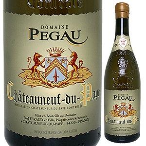 【送料無料】シャトーヌフ デュ パプ ブラン キュベ ア テンポ 2016 ドメーヌ デュ ペゴー 750ml [白]Chateauneuf Du Pape Blanc Cuvee A Tempo Domeine Du Pegau
