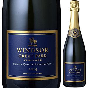 【6本~送料無料】ウィンザー グレート パーク ヴィンヤード ブリュット 2014 レイスウェイツ 750ml [発泡白]Windsor Grezt Park Vineyard Brut Laithwaite's