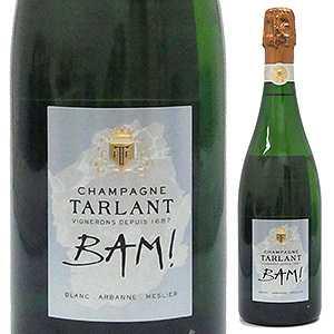 【送料無料】シャンパーニュ バム NV タルラン 750ml [発泡白]Champagne Bam Tarlant