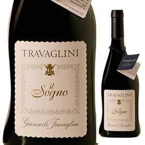 【送料無料】ガッティナーラ イル ソンニョ 2008 トラヴァリーニ 750ml [赤]Gattinara Il Sogno Travaglini [オールドヴィンテージ ][蔵出し]