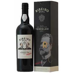 【送料無料】マデイラ リベイロ レアル ヴェルデーリョ 20年 NV ヴィニョス バーベイト 750ml [マデイラワイン]Madeira Ribeiro Real Verdelho 20 Year Old Vinhos Barbeito