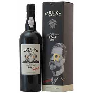 【送料無料】マデイラ リベイロ レアル ブアル 20年 NV ヴィニョス バーベイト 750ml [マデイラワイン]Madeira Ribeiro Real Boal 20 Year Old Vinhos Barbeito