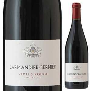 【6本~送料無料】シャンパーニュ コトー シャンプノワ ヴェルテュ ルージュ プルミエ クリュ 2012 ラルマンディエ ベルニエ 750ml [赤]Champagne Coteaux Champenois Vertus Rouge 1er Cru Larmandier Bernier