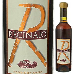 【6本~送料無料】 [375ml]ヴィンサント レチナイオ 2005 サンジェルヴァジオ [ハーフボトル][甘口白]Vin Santo Recinaio Sangervasio