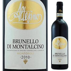 【6本~送料無料】ブルネッロ ディ モンタルチーノ モントゾーリ 2011 アルテジーノ 750ml [赤]Altesino Brunello Di Montalcino Montosoli Altesino [ブルネロ]