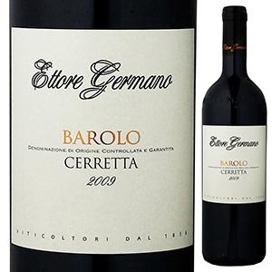 【6本~送料無料】バローロ チェレッタ 2009 エットーレ ジェルマーノ 750ml [赤]Barolo Cerretta Ettore Germano