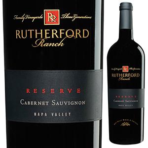 【6本~送料無料】ラザフォード ランチ カベルネソーヴィニヨン リザーヴ 2012 ラザフォード ワイン カンパニー 750ml [赤]Rutherford Ranch Cabernet Sauvignon Reserve Rutherford Wine Company
