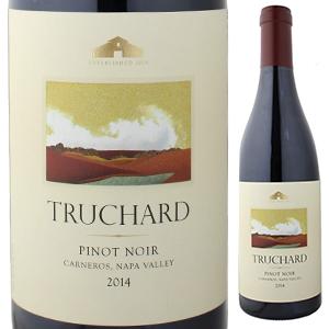 【6本~送料無料】ピノ ノワール 2015 トルシャード ヴィンヤーズ 750ml [赤]Pinot Noir Truchard Vinyards