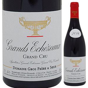 【送料無料】グラン エシェゾー 2017 ドメーヌ グロ フレール エ スール 750ml [赤]Grand Echezeaux Domaine Gros Fr re Et S ur