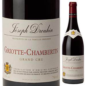 【送料無料】グリオット シャンベルタン グラン クリュ 2014 メゾン ジョゼフ ドルーアン 750ml [赤]Griotte-Chambertin Grand Cru Maison Joseph Drouhin