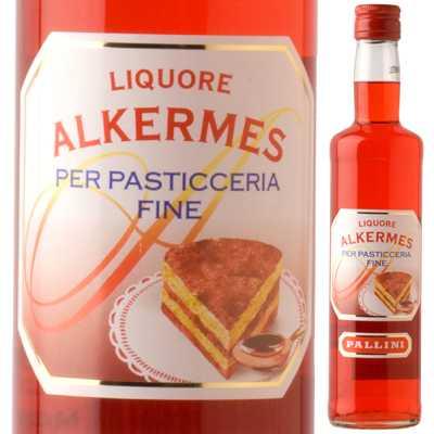 【6本~送料無料】アルケルメス NV パッリーニ 500ml  [リキュール]Alkermes Pallini