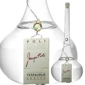【6本~送料無料】グラッパ アモローサ ディ セッテンブレ ヴェスパイオーロ NV ポーリ 500ml [グラッパ]Jacopo Poli Grappa Amorosa Di Settembre Vespaiolo Poli