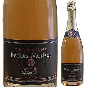 【6本~送料無料】シャンパーニュ ブリュット ロゼ グラン クリュ NV ペルトワ モリゼ 750ml [発泡ロゼ]Champagne Brut Rose Grand Cru Pertois Moriset